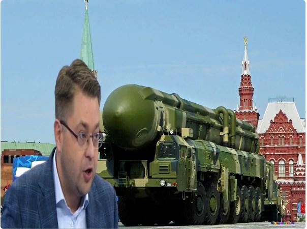 Либерал Никулин призвал Россию отказаться от ядерного оружия, передав его под контроль США