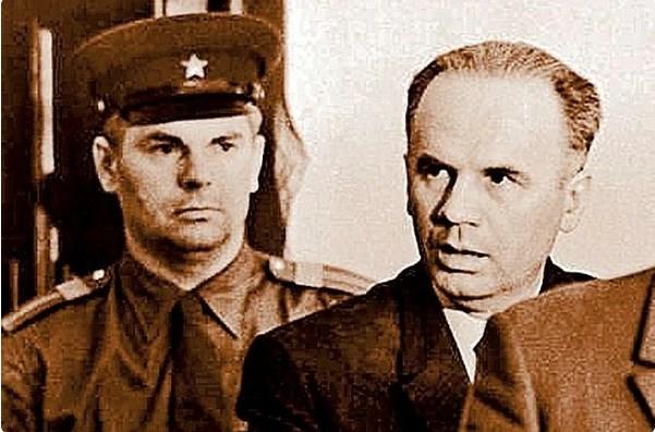 Пеньковский. Что сделали с семьёй предателя Родины