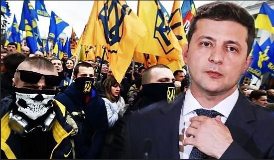 Национализм и русофобия: как «Слуга народа» Зеленского решит критические проблемы Украины?