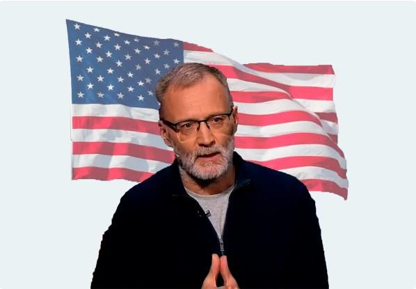 """Сергей Михеев - """"Америка сегодня меняет пол. Америка страна трансгендер. Большинство человечества ещё не такое слава Богу."""""""