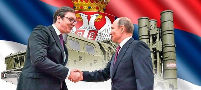 Россия берёт Сербию под защиту: Белград получил «Панцирь» и мечтает об «С-400»....