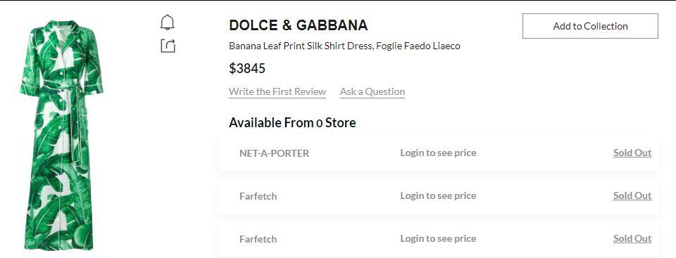 Банановые листья. Официальная жена Ляшко выгуляла шелковое платье-халат за 108 429 гривен
