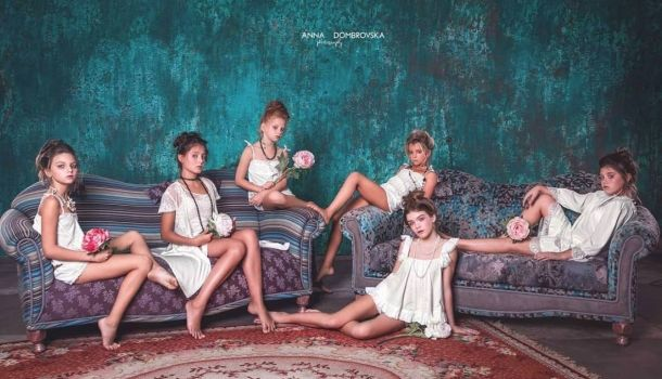 «Создаст негативный образ украинских девушек»: в Сети возмутились из-за украинской рекламы детского нижнего белья
