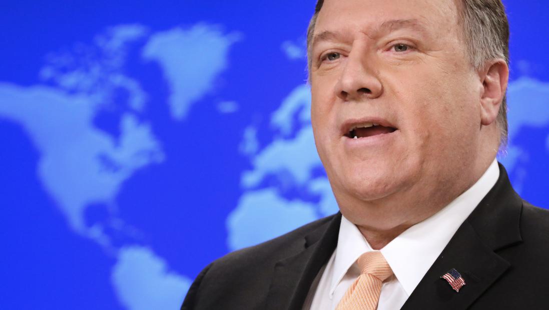 Помпео заявил, что в силовых структурах Венесуэлы работают сотни связанных с РФ людей