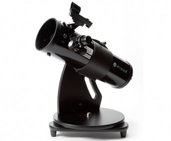 Zhumell 114 Table Top Dobsonian Telescope
