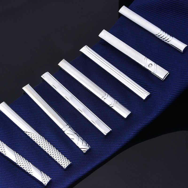 Как подобрать зажим для галстука: материалы, тип крепления, правила ношения