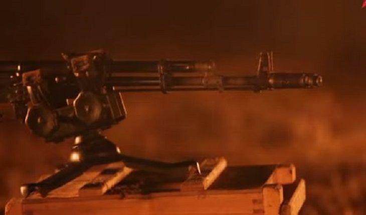 Тест-драйв для автомата Калашникова: нагрели и стреляли