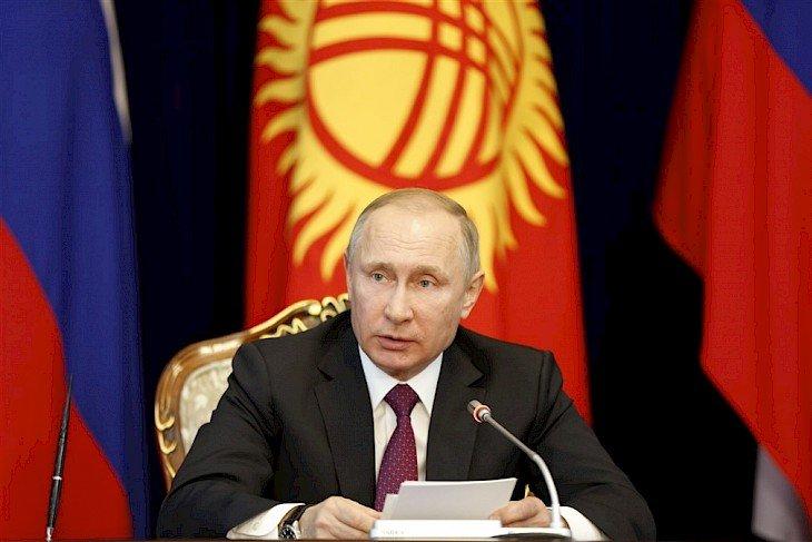 Обычный вопрос Путина вызвал припадок у украинцев
