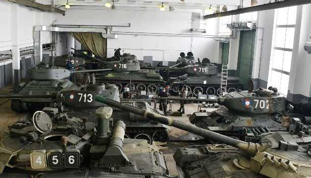 «Уралвагонзавод» возобновляет производство танков Т-34