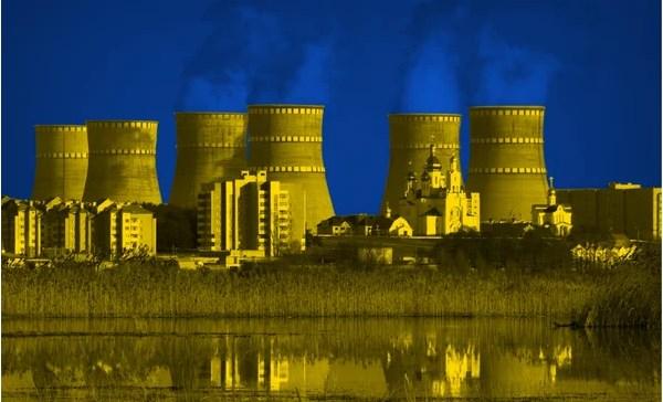 В своём приближающемся энергоколлапсе украинцы винят Россию