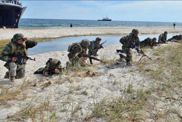 На Украине угрожают высадкой десанта и захватом судов, прокладывающих «Северный поток-2»
