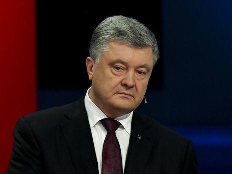 Порошенко: Я призываю каждого стать украиноботом. Почти 40% готовы проголосовать за меня