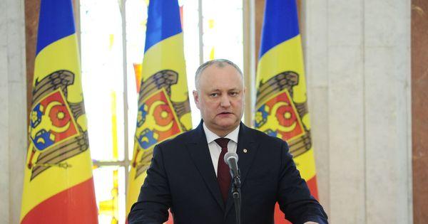 Нагачевский: Президент приехал на Совет ПСРМ как гражданин Республики Молдова