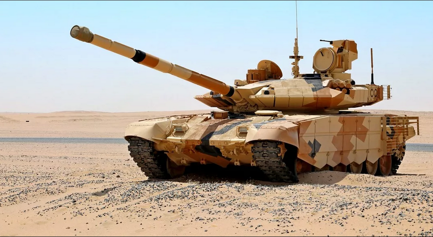 Почему в Ираке Т-90С называют танками класса люкс