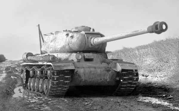 «Иосиф Сталин второй»: как советский танк ИС-2 уничтожал немецкие «Тигры»