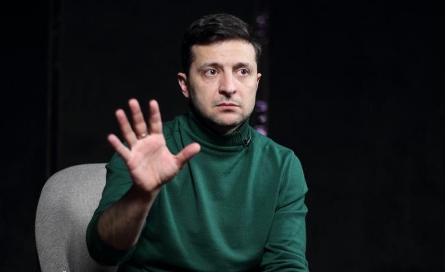 «Путин – враг! Донбасс ничего не получит»