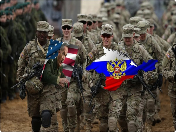 США заявили о намерениях установить собственный военный контроль за полуостровом Крым. Комментарий эксперта