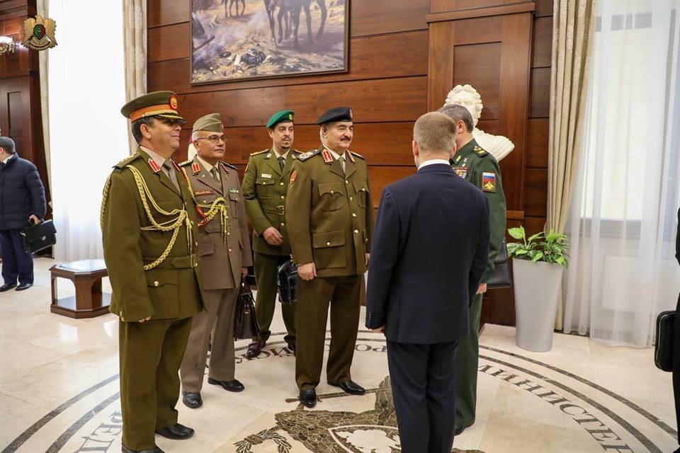 Россия делает из Хафтара нового Асада? Что происходит в Ливии и кто за этим стоит?