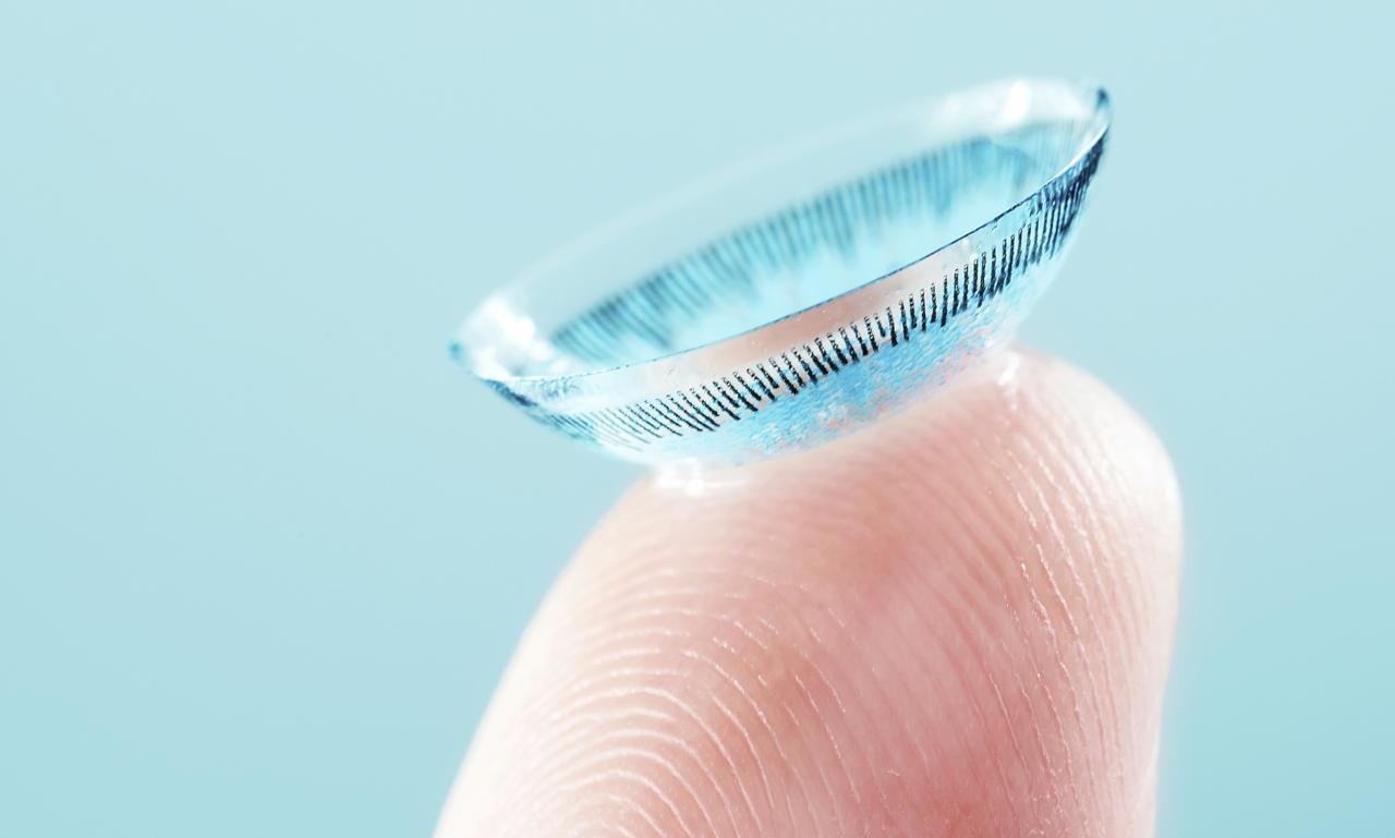 Всё о контактных линзах