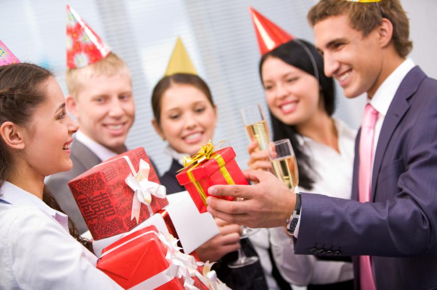Нюансы при выборе подарка на День рождения