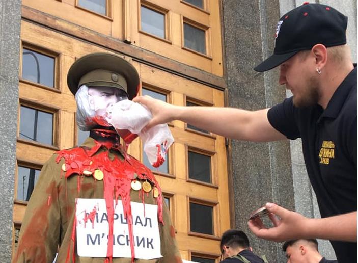 Харьков: Боевики Авакова устроили новый шабаш