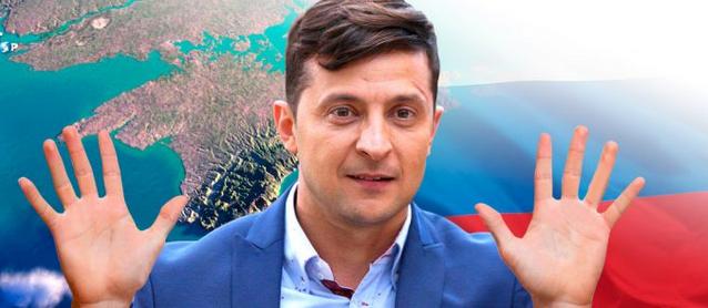 «Крым будет отдан России на референдуме» – Мосийчук