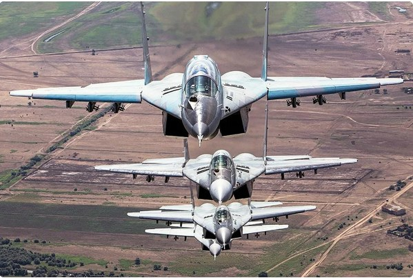 Американские лётчики рассказали о дерзости русских пилотов