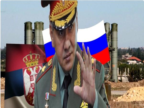 Россия построит в Сербии военную базу ПВО и ПРО, обеспечивая защиту от НАТО