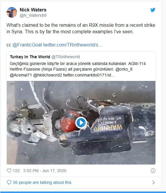 В Сирии взорвалась секретная американская ракета-открывашка - The Drive