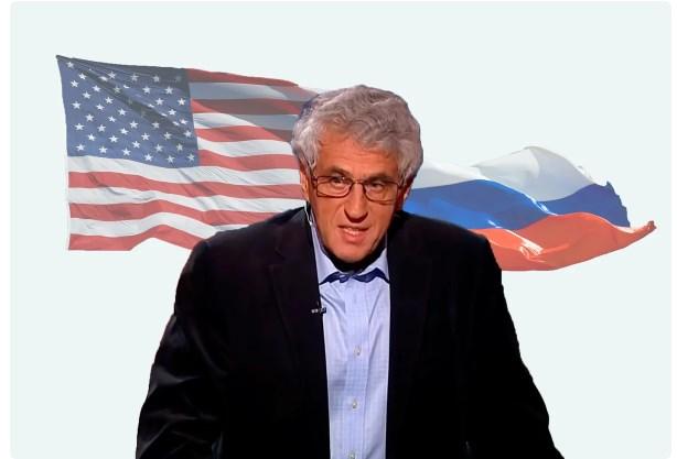 """Леонид Гозман - """"От России всегда исходит зло и угрозы миру. Вспомните Сталина. Смерти, голод и 37-й го"""""""