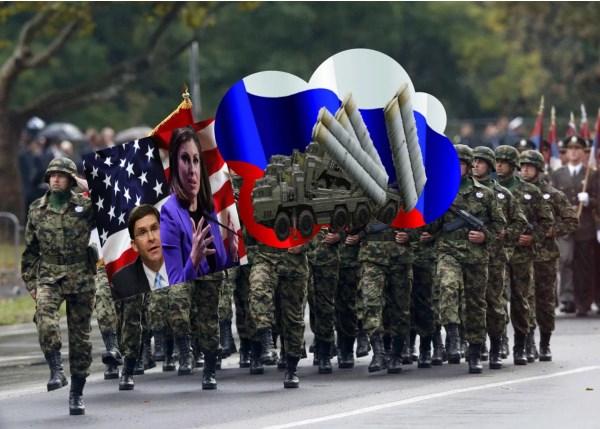 США заявили протест России и Сербии по поводу поставок С-400, требуют от них отказаться
