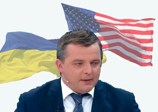 """Гордей Белов - """"Зеленский находится в Эстонии и собирает союзников для борьбы с Россией. Военная помощь от США уже близко"""""""