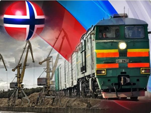 В Норвегии выразили сомнение планам России построить железную дорогу от Белкомура до порта Индига