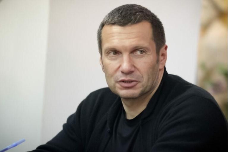 Соловьев с иронией отреагировал на примирение подравшихся в эфире украинских экспертов