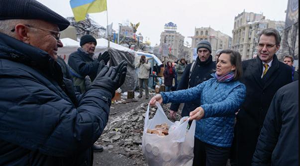 Экс-помощнику госсекретаря США по делам Европы и Евразии Виктории Нуланд отказано в российской визе - МИД