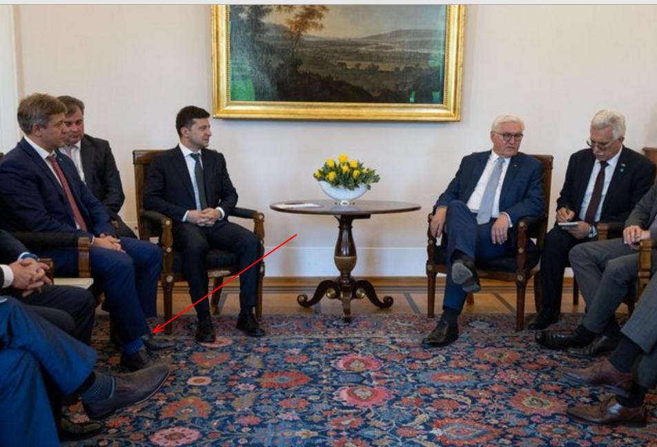 Зеленский обсудил с президентом Германии Штайнмайером освобождение украинских моряков - Цензор.НЕТ 8374
