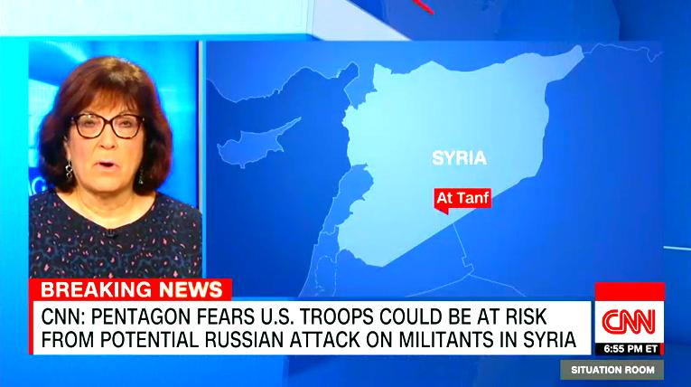 США перебросили в Сирию дополнительные войска после предупреждения России о готовящемся ударе по боевикам в районе Эт-Танфа - СМИ