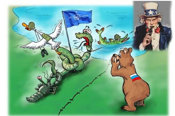 Единство Запада нарушено. С Россией выгодно не воевать, а торговать