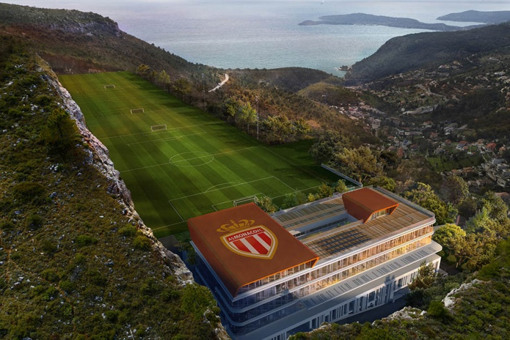 Здесь будет тренироваться Головин — новая база «Монако»