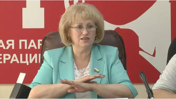Ганзя: «Единая Россия» проголосовала за то, чтобы безработных предпенсионеров содержали дети, а не государство