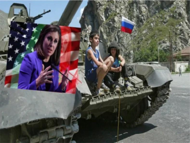 США выдвинули ультиматум России: Госдеп требует отменить признание Южной Осетии, вернуть Вашингтону полученные в 2008 г. трофеи.....