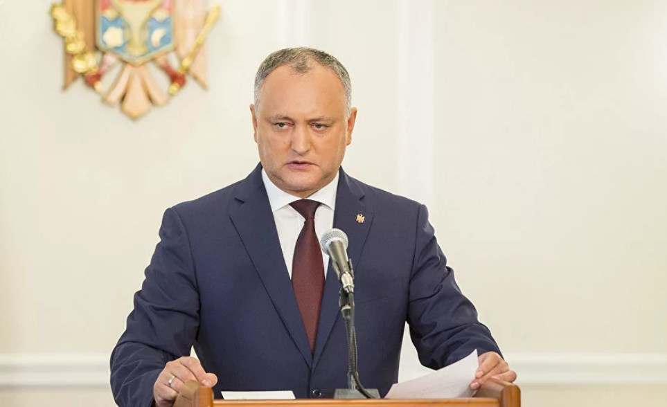 Додон: Молдова должна идти по пути внедрения европейских реформ