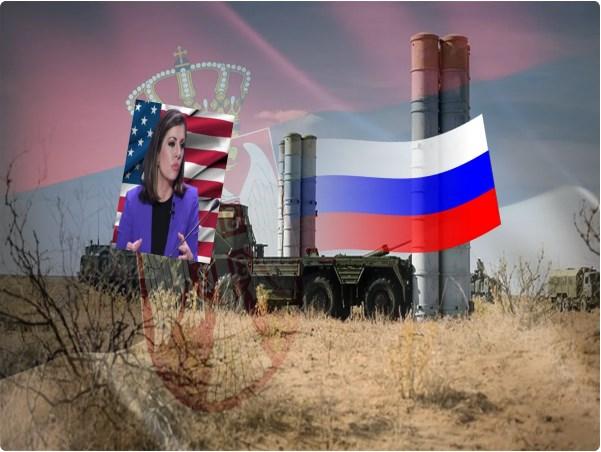 США выдвинули протест России в связи с разворачиванием комплексов ПРО С-400 в Сербии, требуя их убрать