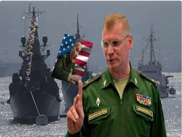 Россия будет блокировать США в Черном море - в МО РФ прокомментировали намерения Пентагона установить военный контроль за Крымом