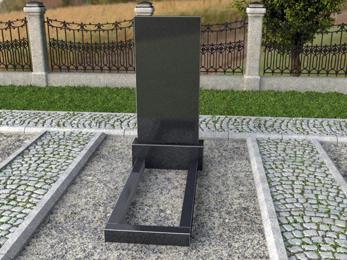 Что входит в стандартный памятник?
