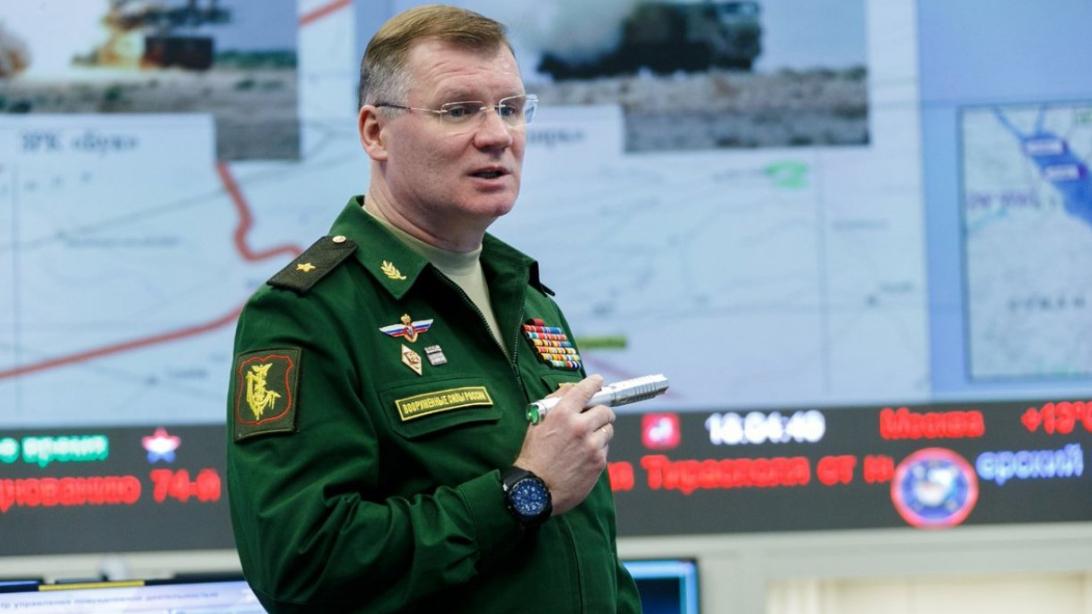 В Минобороны РФ заявили об угрозе двум гражданским самолетам из-за авиаудара Израиля по Сирии