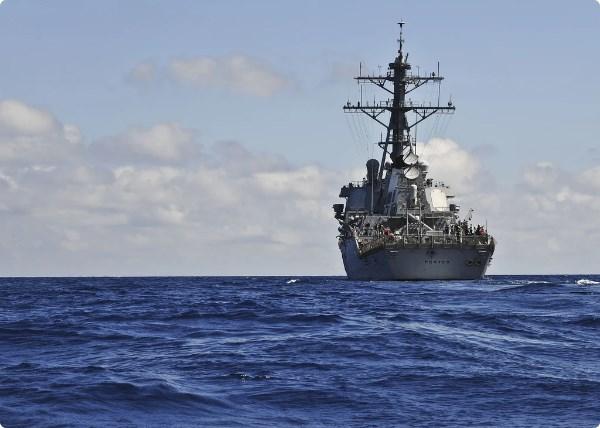 """После блокировки эсминца ВМС США """"Портер"""" российским ВМФ, более трети команды подали рапорты на увольнение - СМИ Китая"""