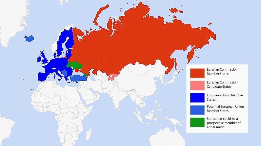 """Макрон едет в Санкт-Петербург в надежде """"привести Россию в Европу"""" (может проще они к нам, а не мы к ним)"""