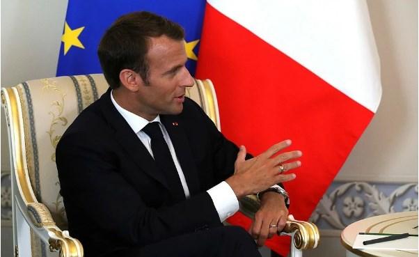 Франция просит РФ