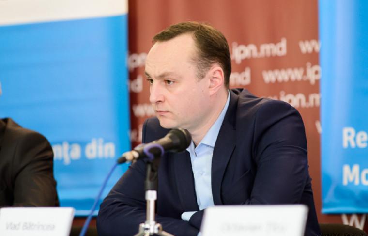 """Влад Батрынча: ПСРМ не закрыла двери перед блоком """"ACUM"""""""
